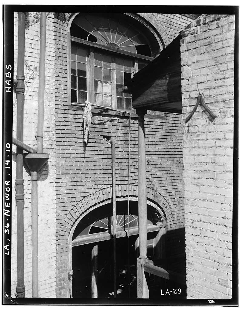 Gally House, 536 Chartres Street, New Orleans, Orleans Parish, LA