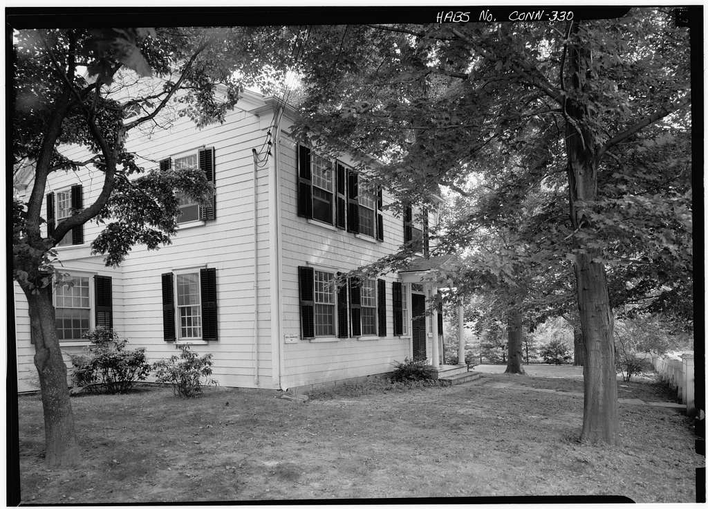 Hull Sherwood House, 762 Mill Hill Road, Fairfield, Fairfield County, CT
