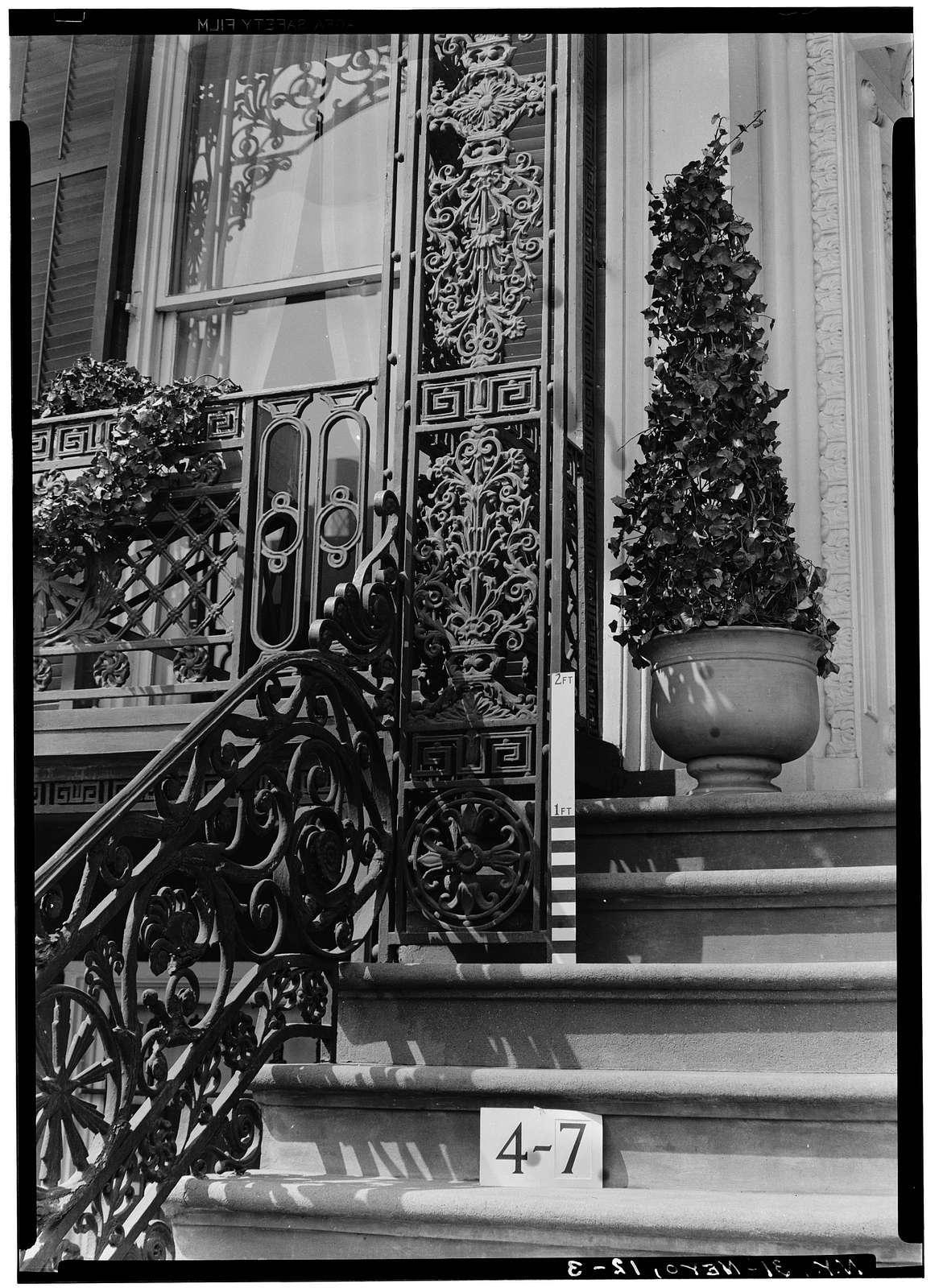 James Harper House, 4 Gramercy Park, New York, New York County, NY