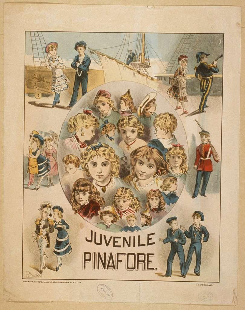 Juvenile Pinafore