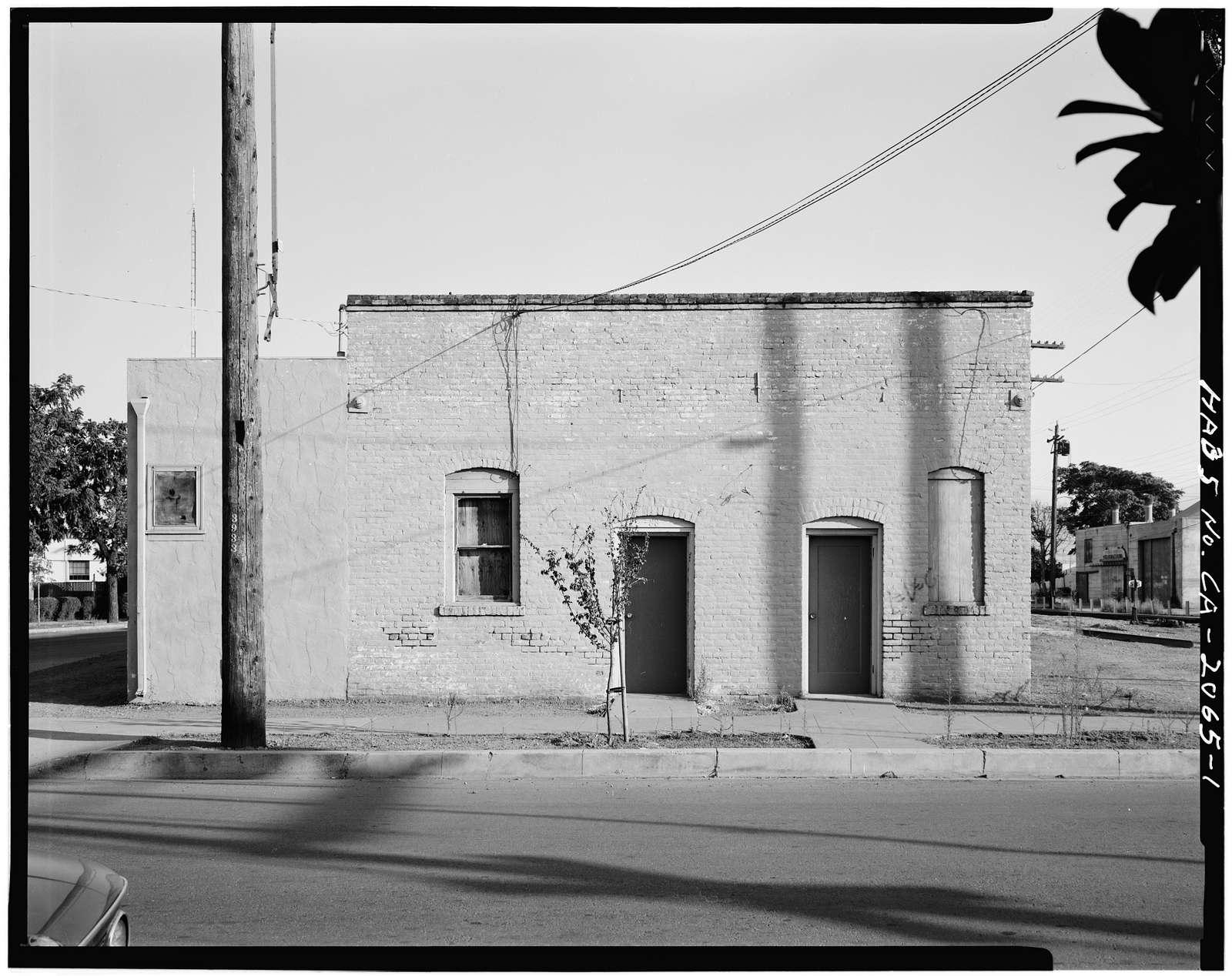 Live Oak Creamery, 88 Martin Street, Gilroy, Santa Clara County, CA