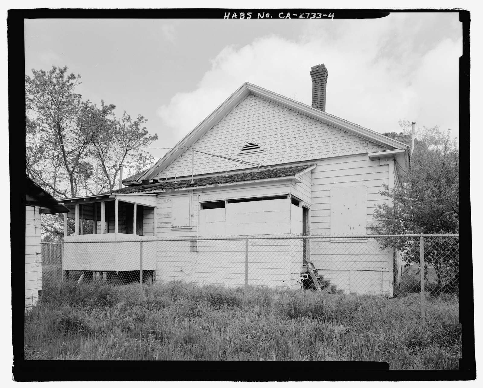 Mary Pache House, 144 Poplar Street, Stockton, San Joaquin County, CA