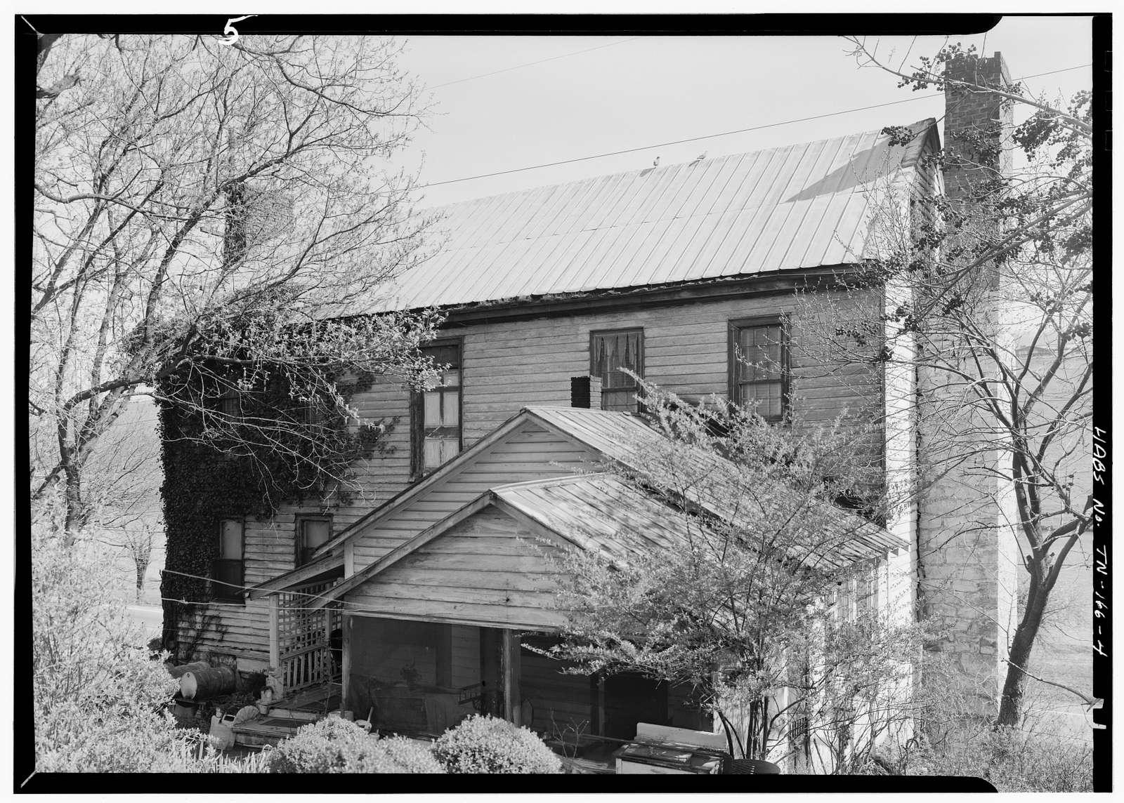 Netherland Inn, 2144 Knoxville Highway, Kingsport, Sullivan County, TN