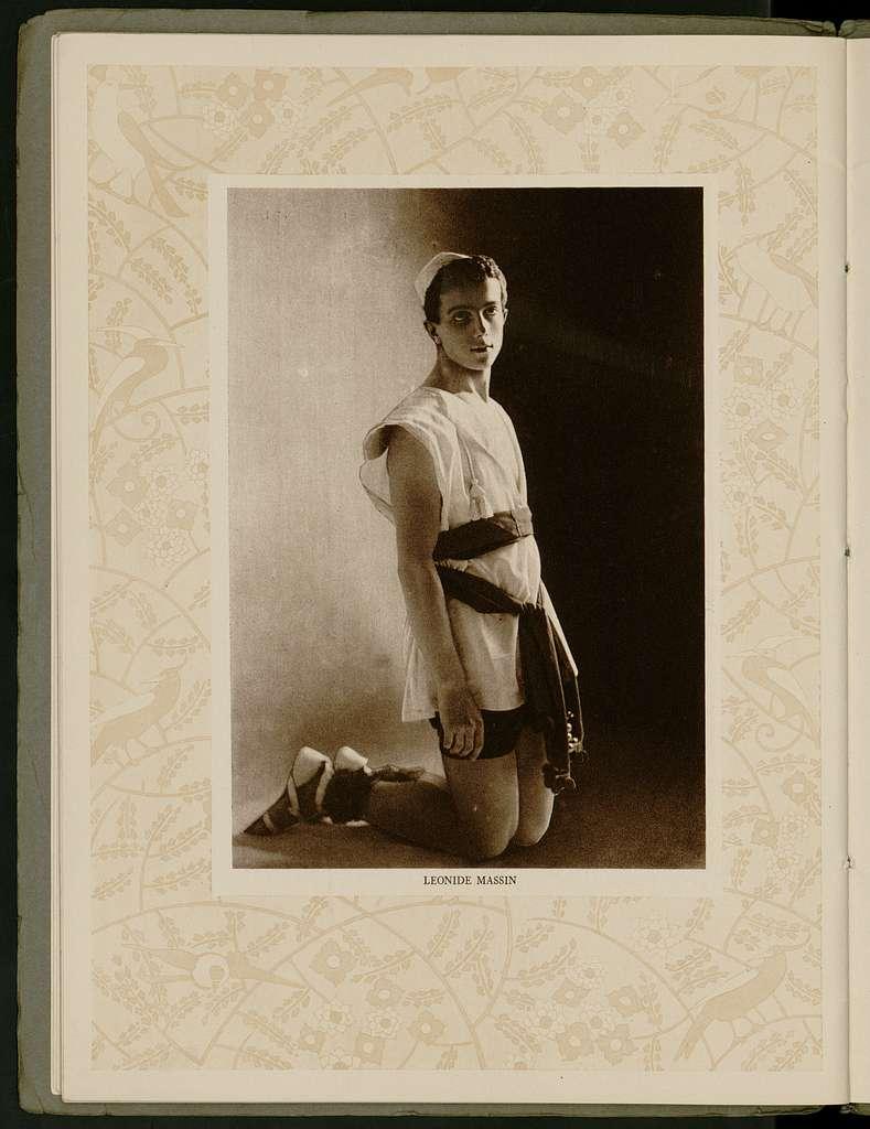 Serge Diaghileff's Ballet Russe (Metropolitan Opera, 1916)