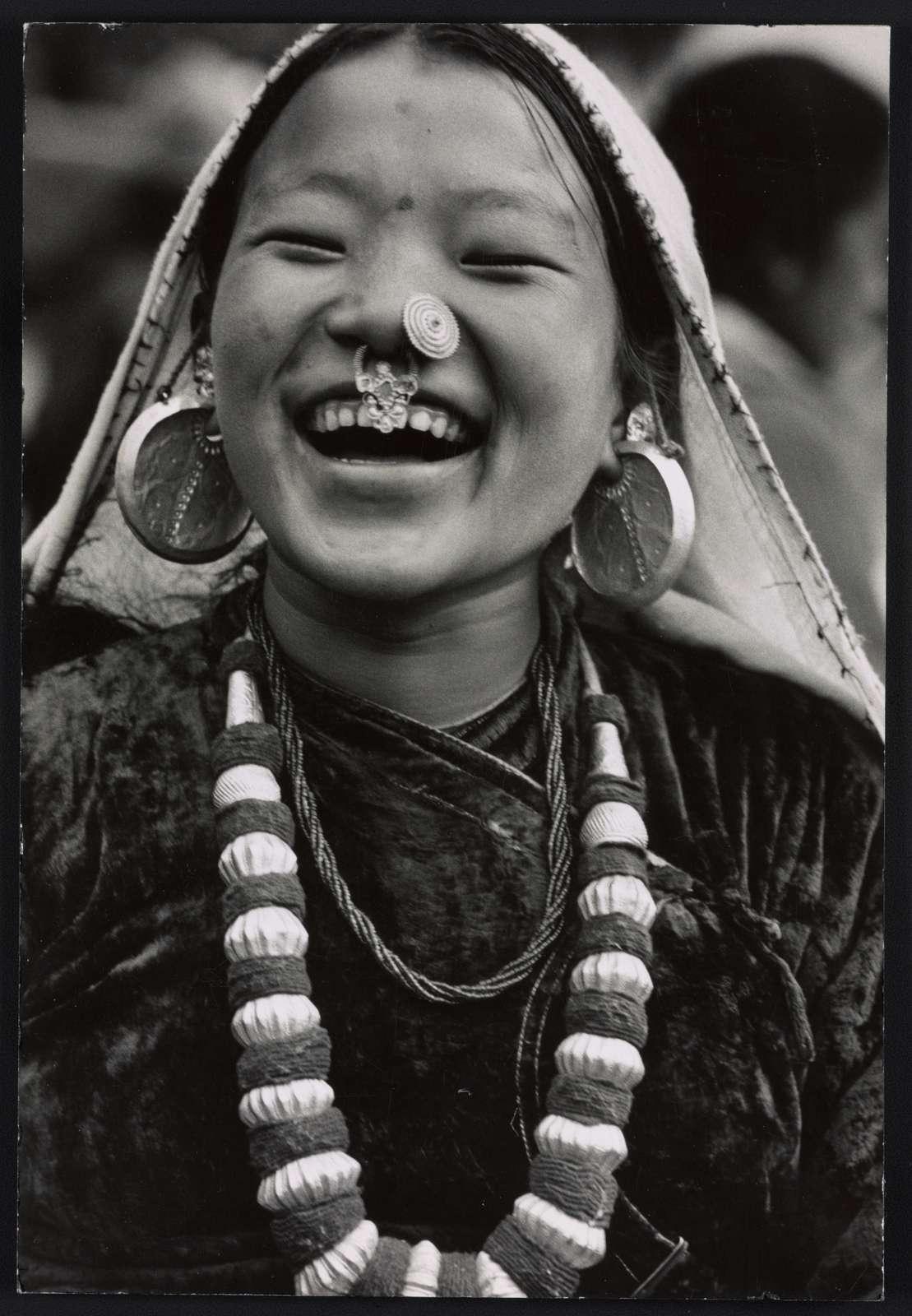 [Sikkimese Nepali girl]