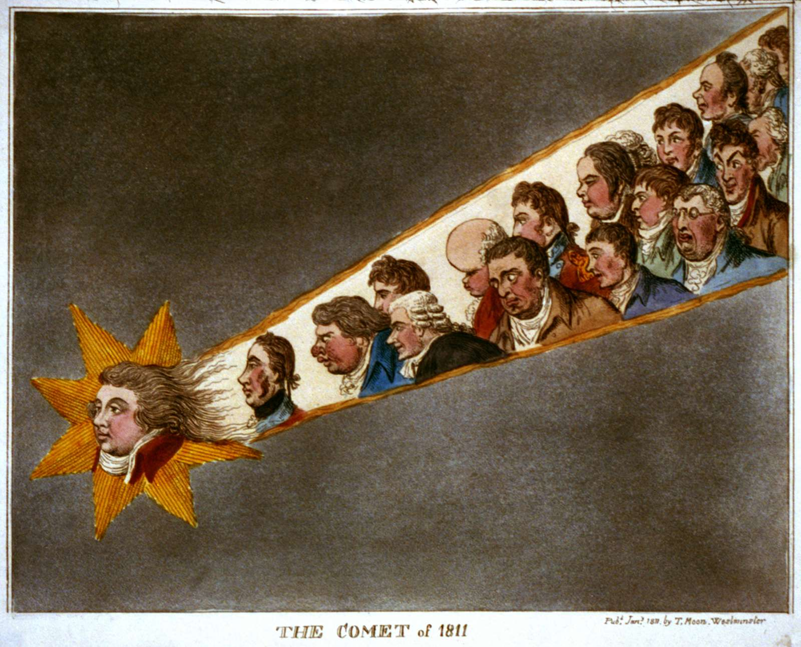 The comet of 1811