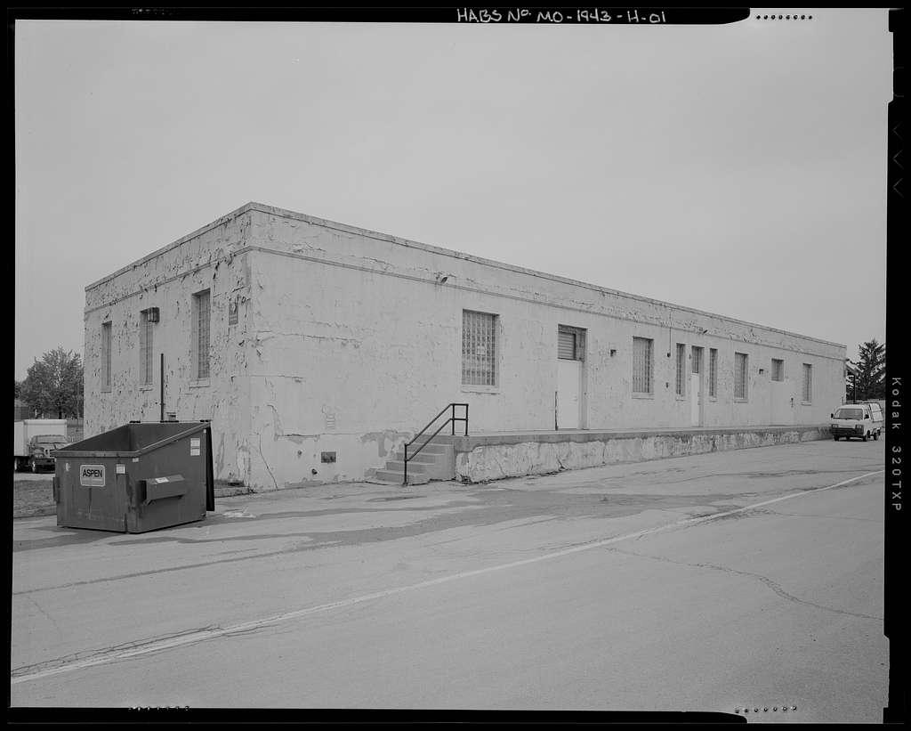 U.S. Veterans Hospital, Jefferson Barracks, Storehouse, VA Medical Center, Jefferson Barracks Division 1 Jefferson Barracks Drive, Saint Louis, Independent City, MO