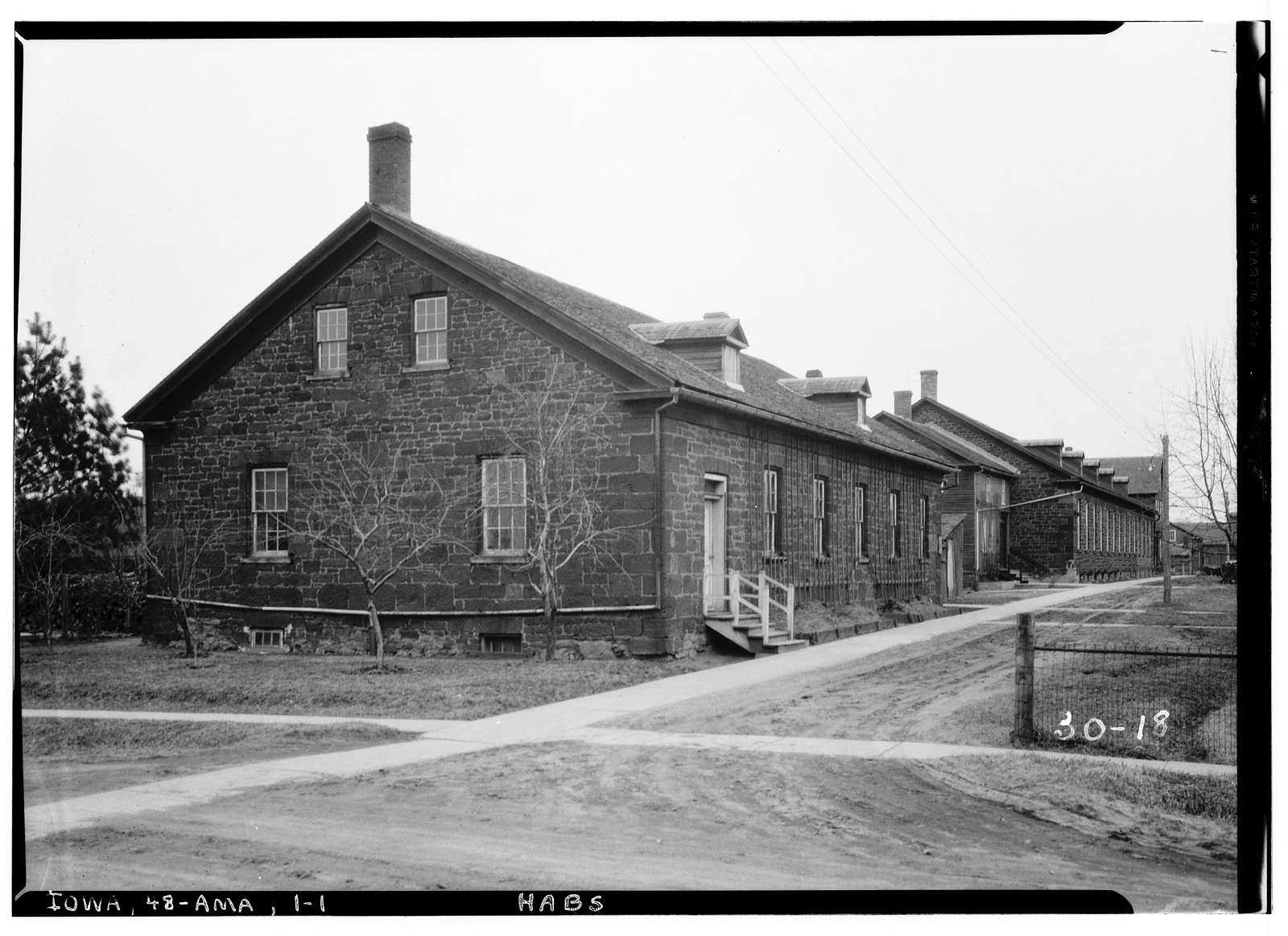 Lauer Meetinghouse, State Route 220 Vicinity, Amana, Iowa County, IA