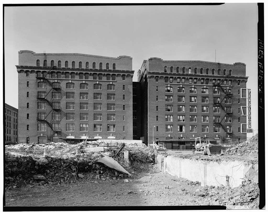 Nash Building, 901-911 Douglas Street & 902-912 Farnam Street, Omaha, Douglas County, NE