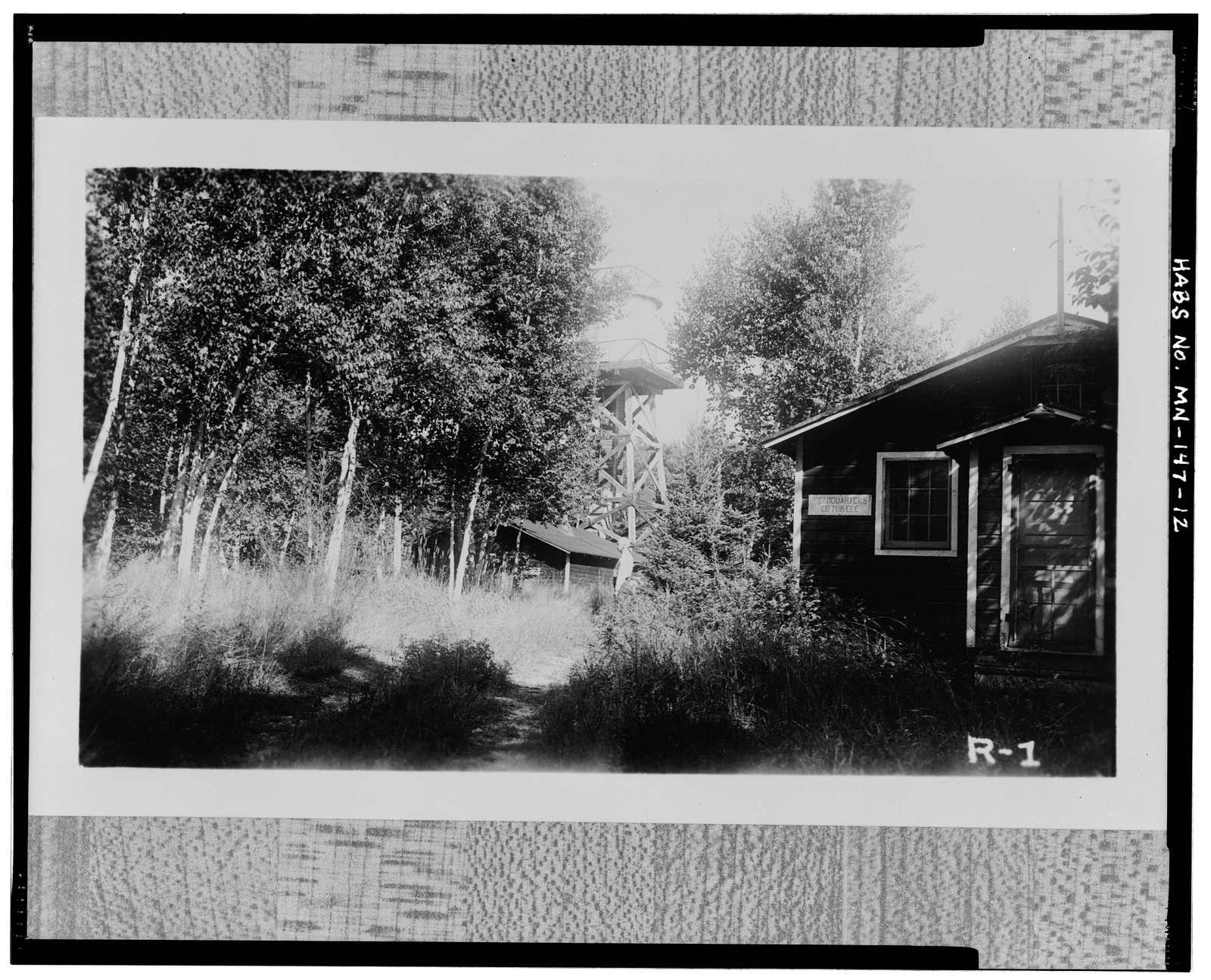Rabideau Civilian Conservation Corps Camp, County Road 39, Blackduck, Beltrami County, MN