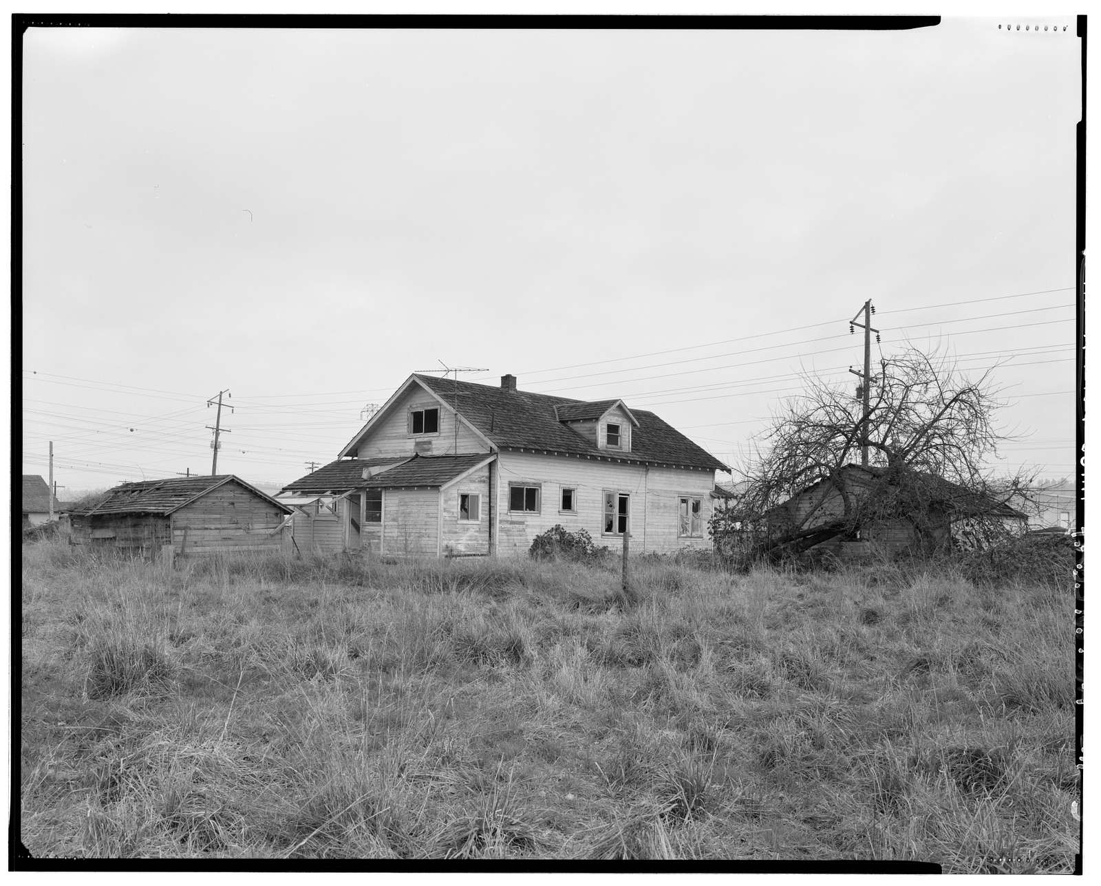 Kosai Farm, B Street north of Northwest Twenty-ninth Street, Auburn, King County, WA