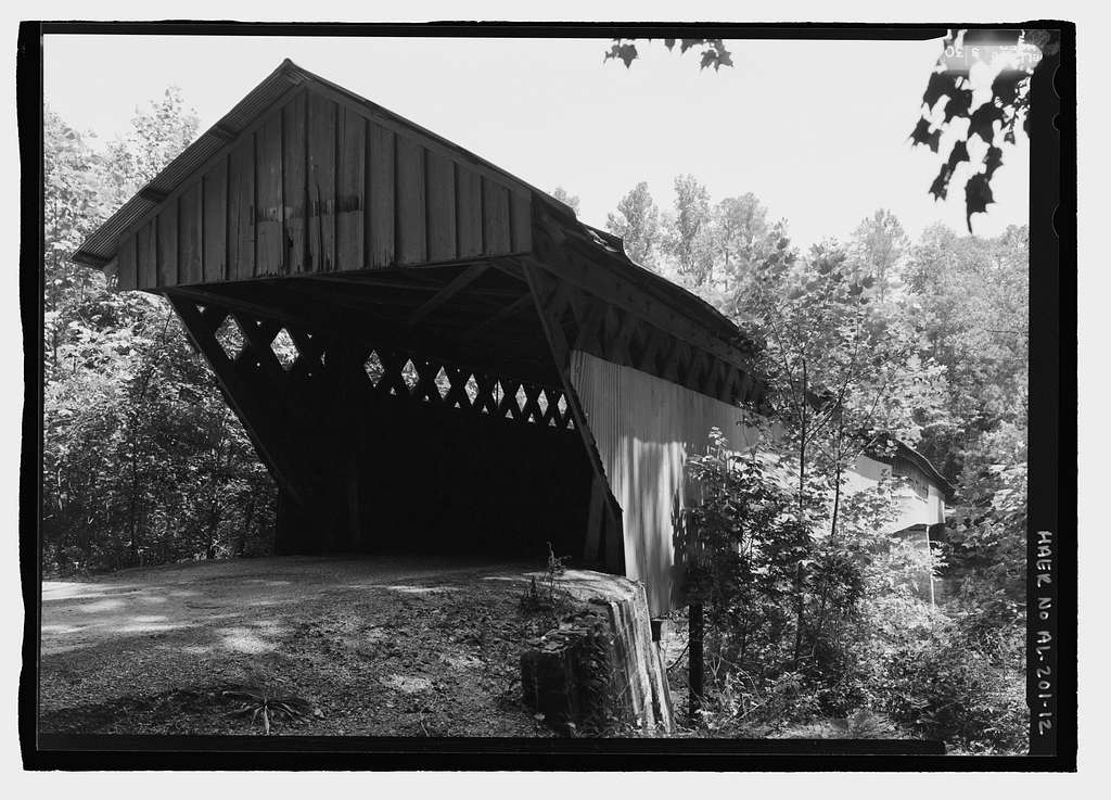 Swann Bridge, Spanning Locust Fork of Black Warrior River, Swann Bridge Road, Cleveland, Blount County, AL