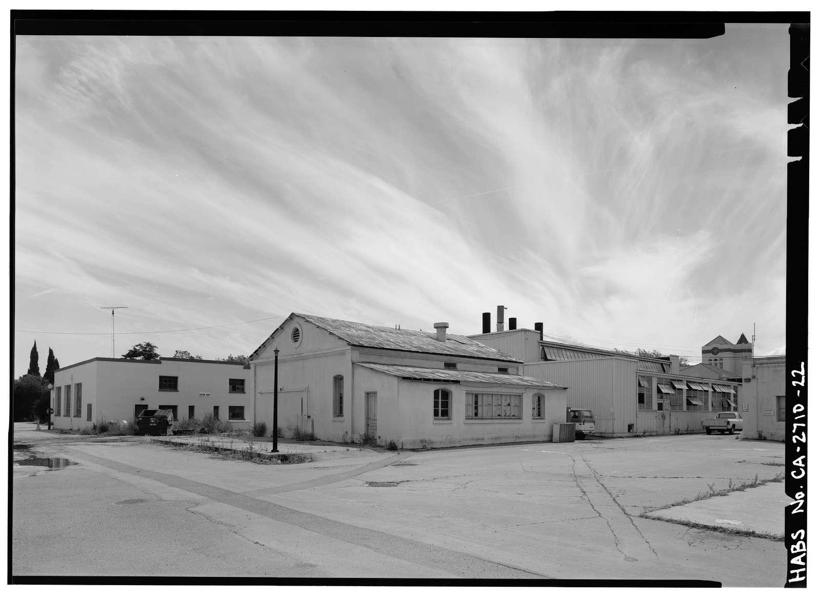 Agnews State Hospital, 4000 Lafayette Road, Santa Clara, Santa Clara County, CA