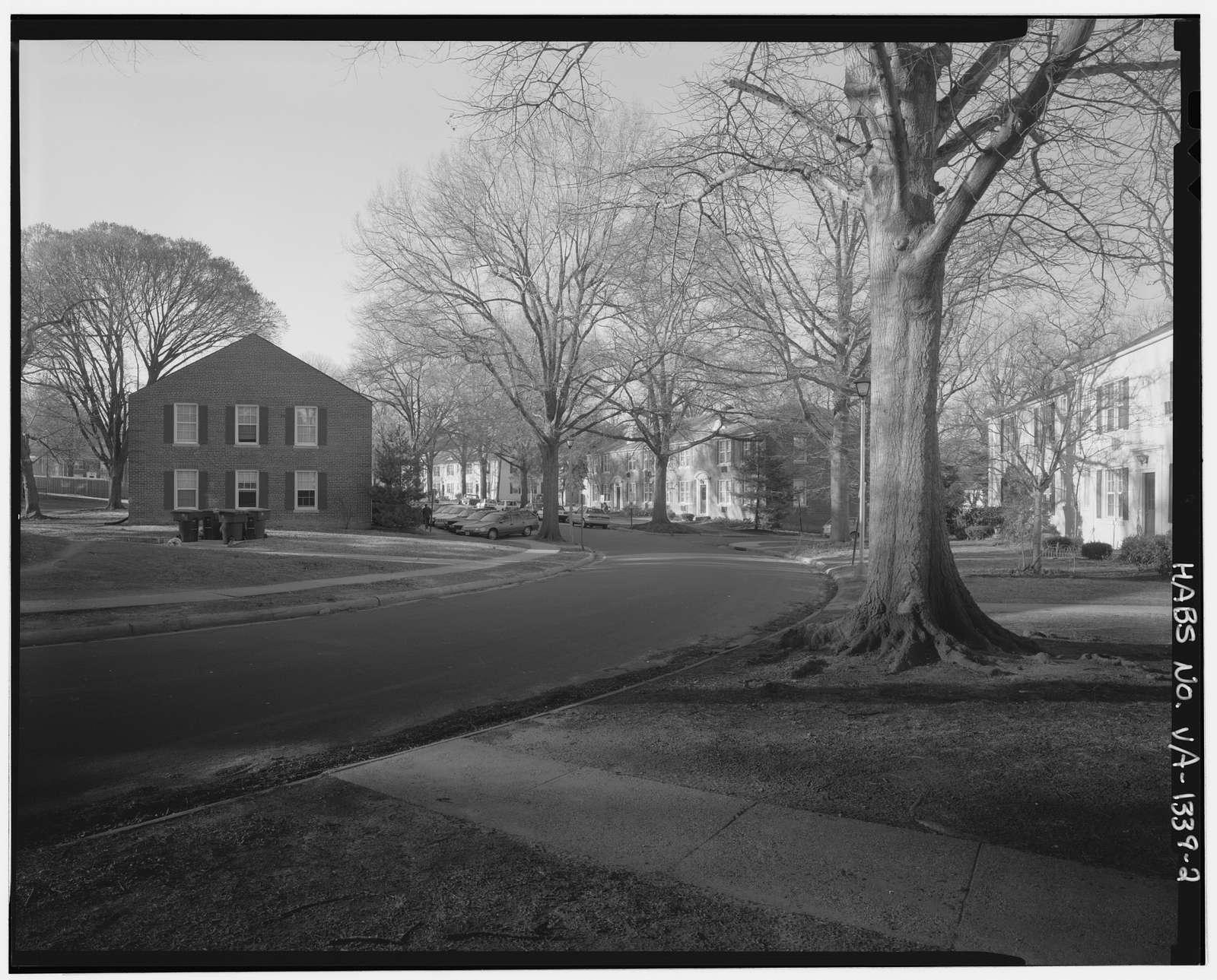 Buckingham Apartment Complex, Bounded by George Mason Drive, Henderson, Glebe, & Pershing Roads, Arlington, Arlington County, VA