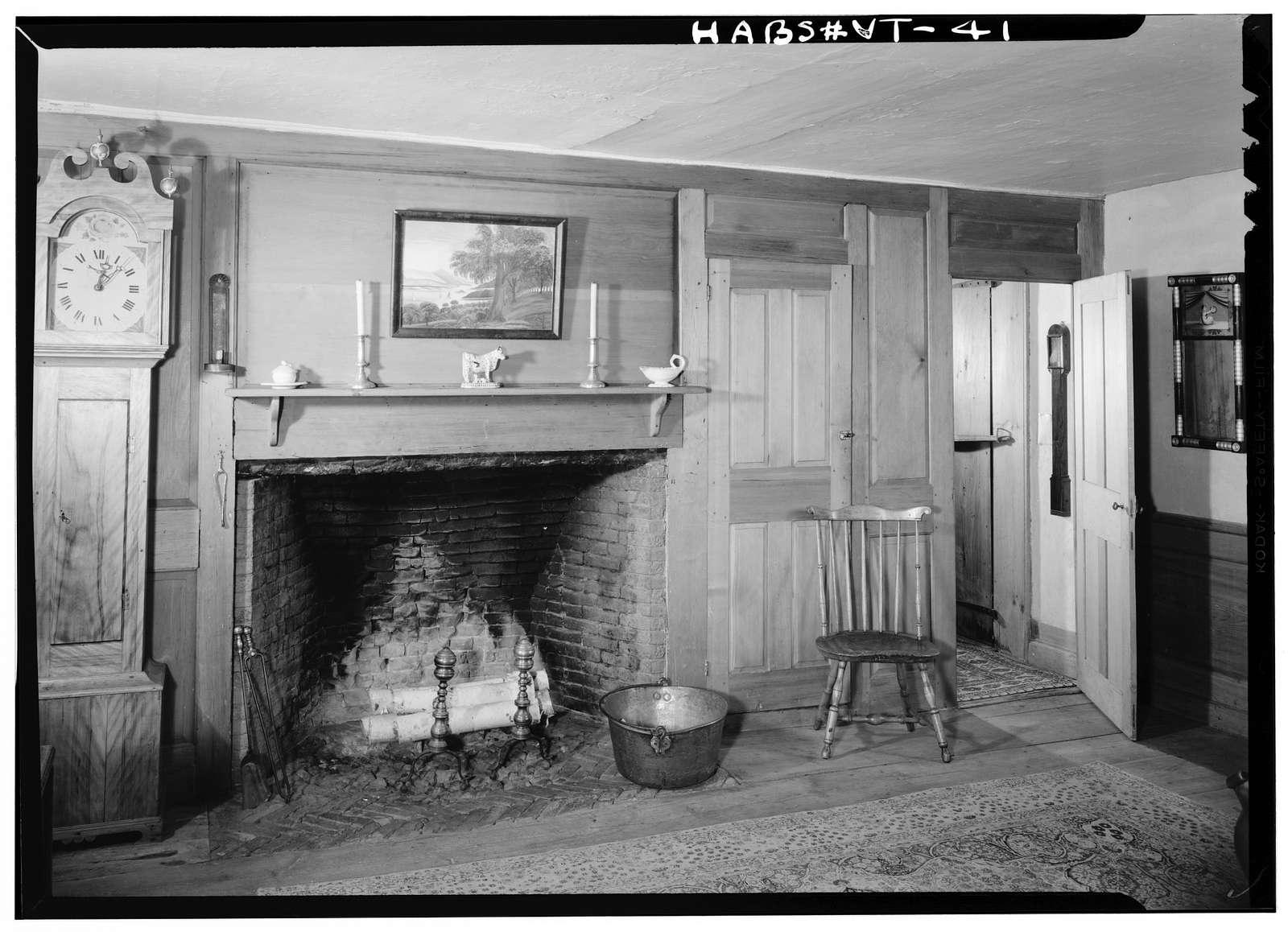 David Pulsifer Inn, Route 103, Rockingham, Windham County, VT