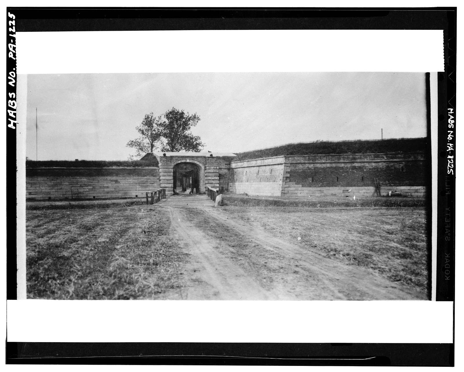 Fort Mifflin, Mud Island, Marine & Penrose Ferry Roads, Philadelphia, Philadelphia County, PA