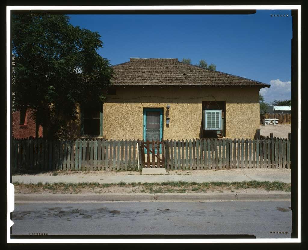 Lopez House, 517 South Convent Avenue, Tucson, Pima County, AZ
