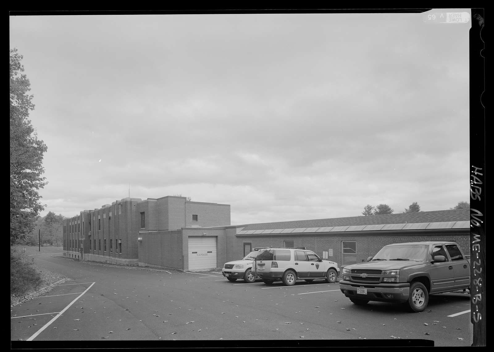 National Home for Disabled Volunteer Soldiers, Eastern Branch, Medical Administration, 1 VA Center, Augusta, Kennebec County, ME