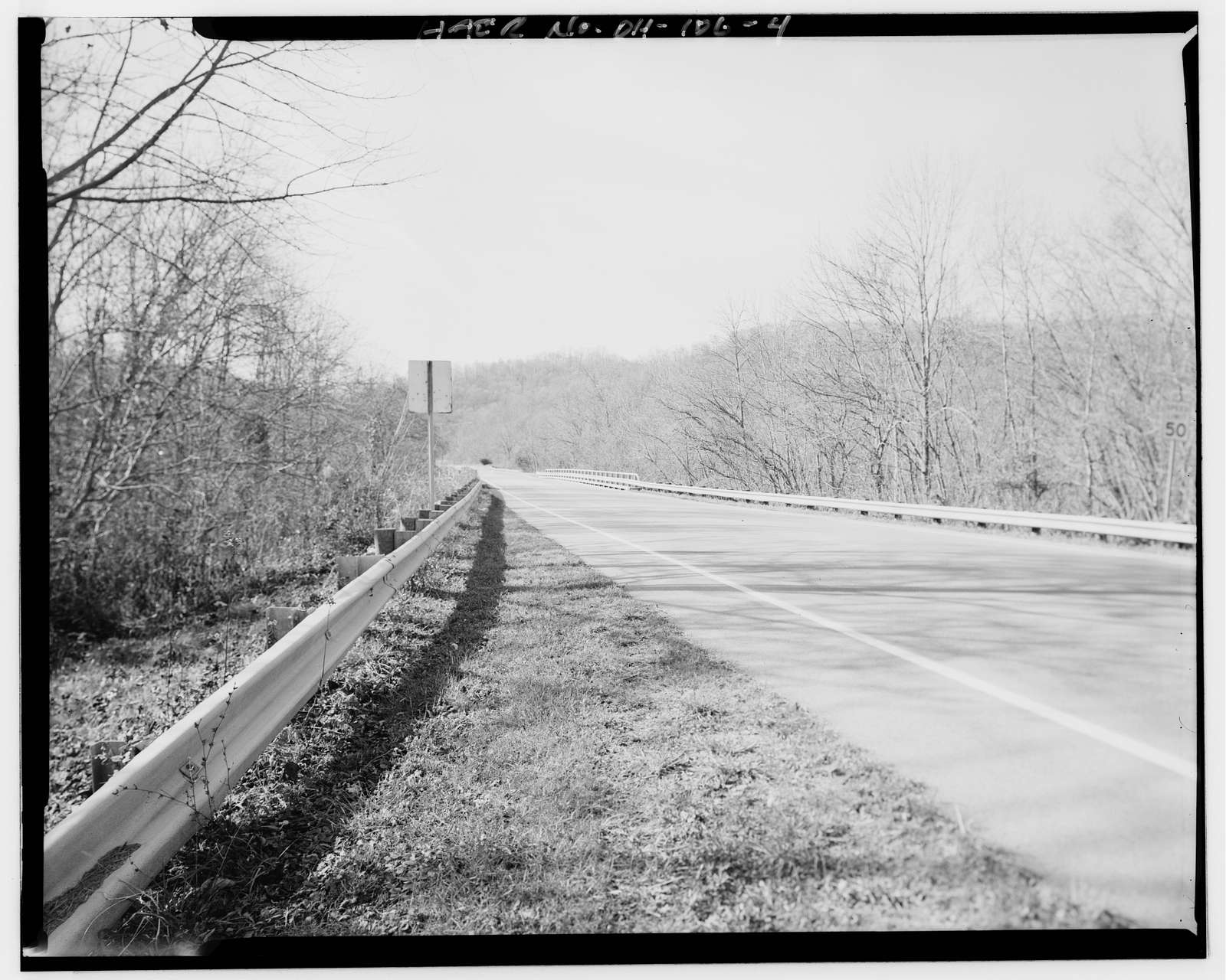 U.S. Route 52 Bridge, Spanning Isaacs Creek, Manchester, Adams County, OH