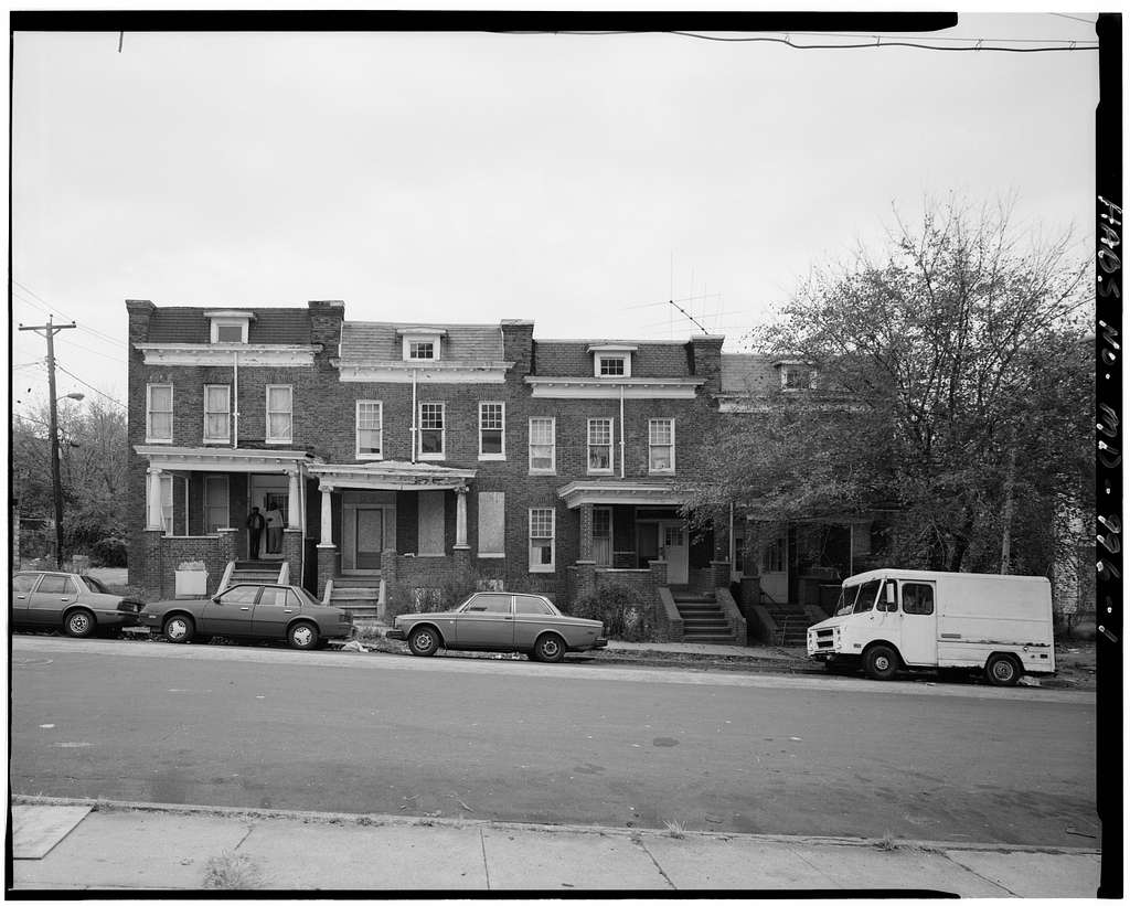 2703 Keyworth Avenue (Rowhouse), Baltimore, Independent City, MD