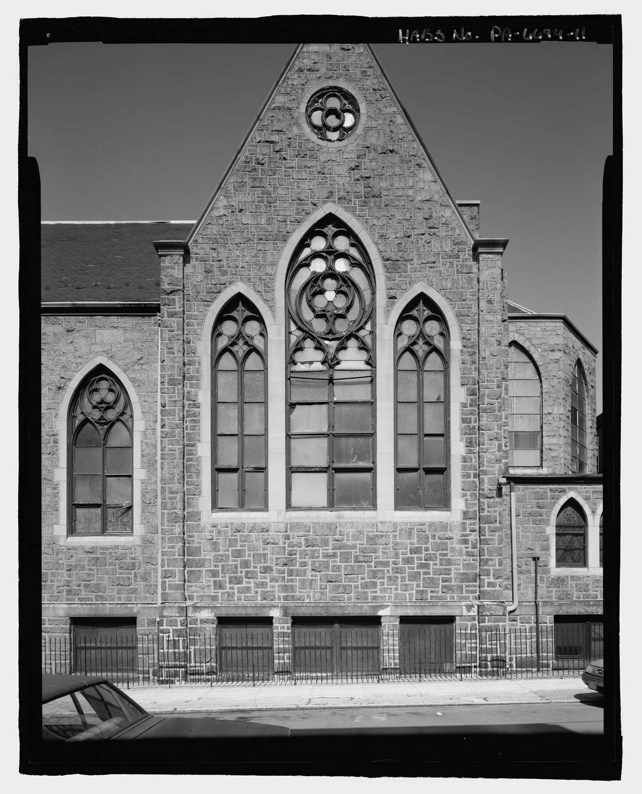 Acts of the Apostles Church in Jesus Christ, 1400-28 North Twenty-eighth Street, northwest corner of North Twenty-eighth & Master Streets, Philadelphia, Philadelphia County, PA