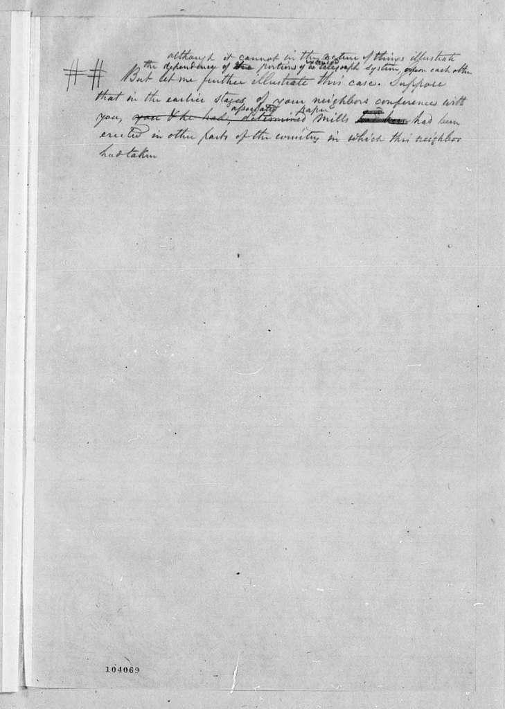 Bound volume---3 April 1858-18 March 1859