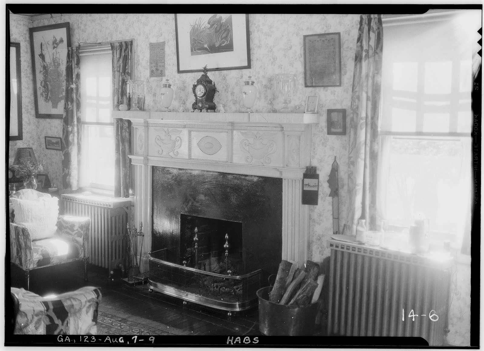 Chafee House, 914 Milledge Road, Augusta, Richmond County, GA