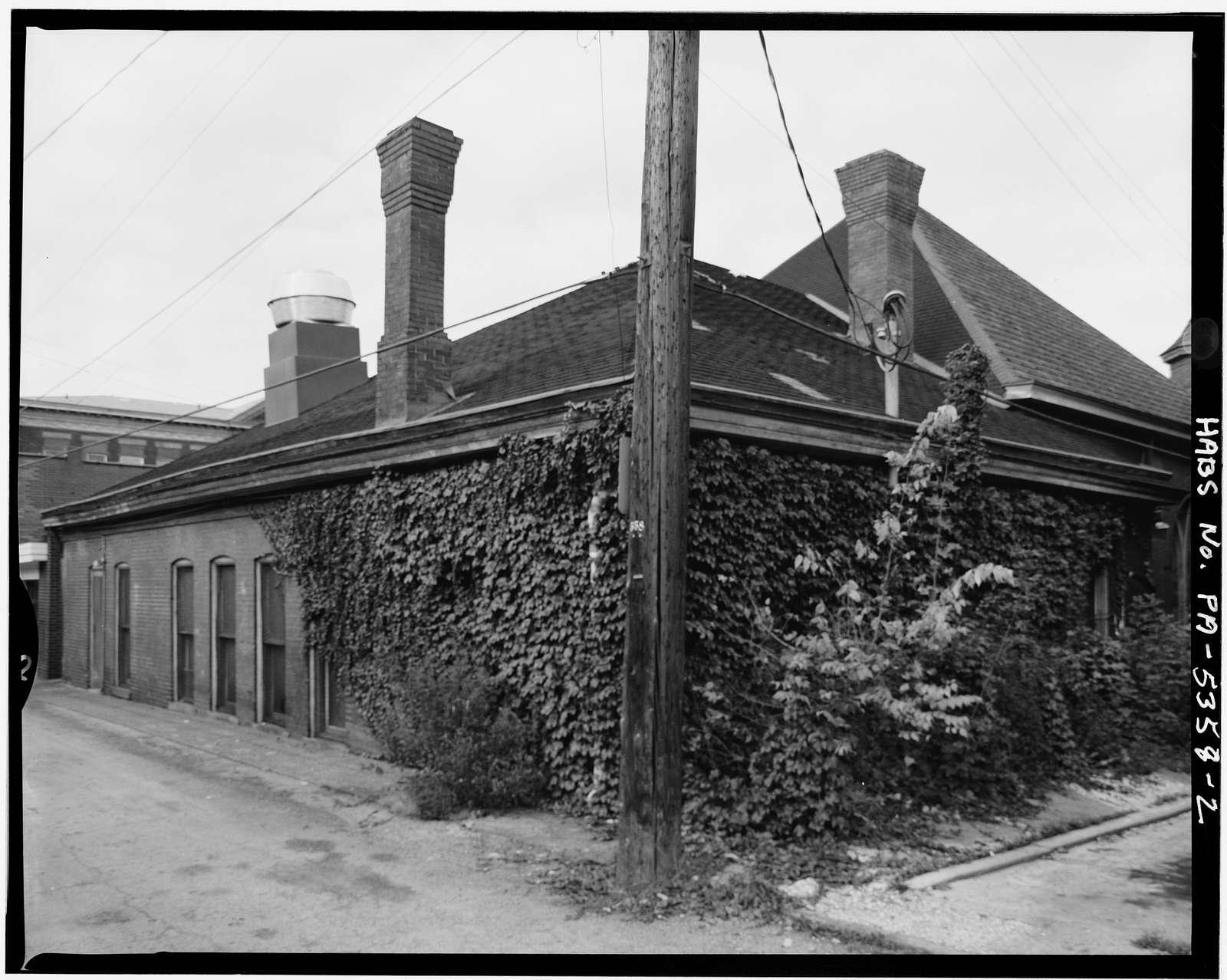 First Christian Church, 553 Fallowfield Avenue, Charleroi, Washington County, PA