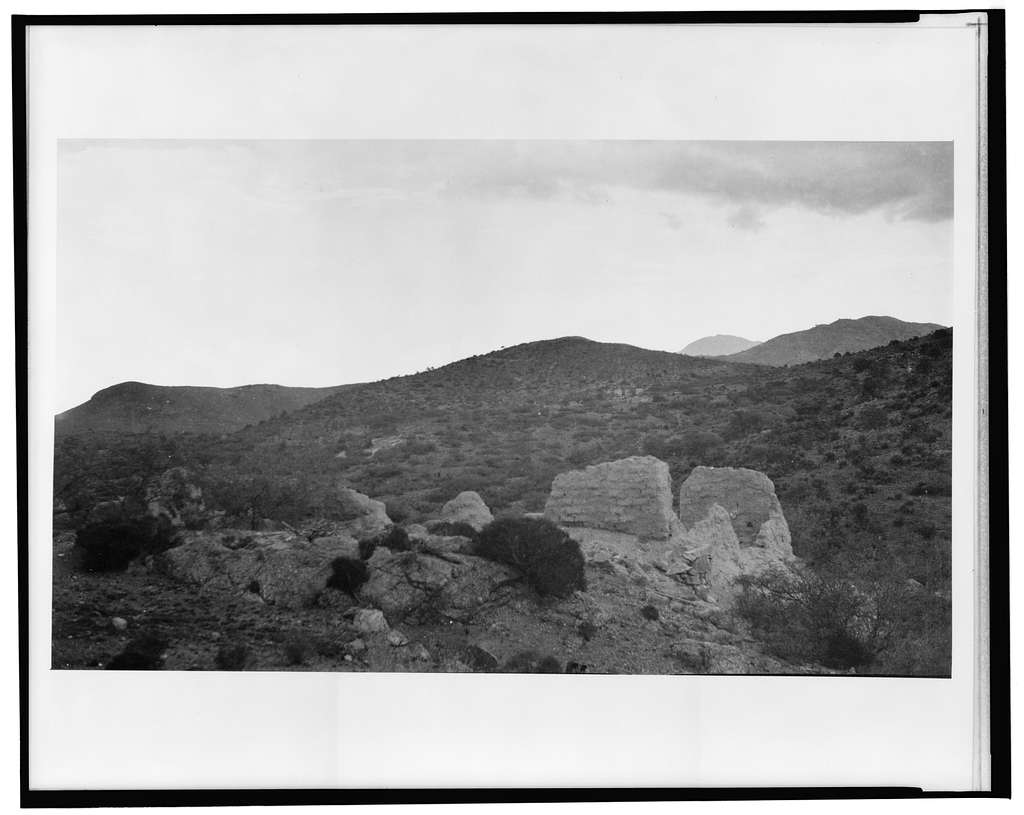 Fort Bowie, Stage Station (Ruins), Bowie, Cochise County, AZ