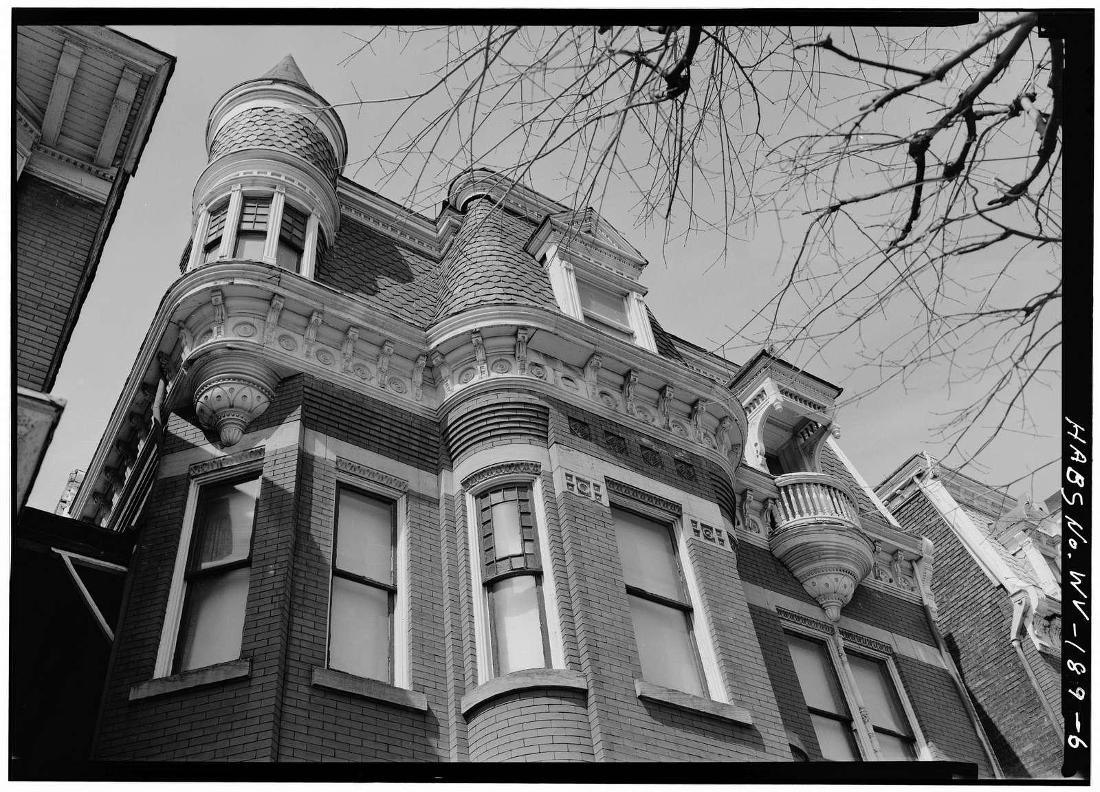 Gregor Ackermann House, 2319 Chapline Street, Wheeling, Ohio County, WV