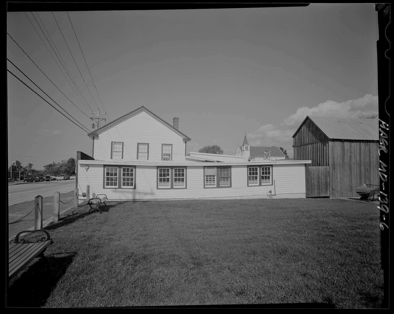 J.C. Lore Oyster House, 14430 Solomons Island Road, Solomons, Calvert County, MD