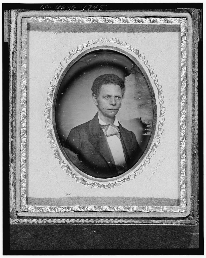 [Joseph Jenkins Roberts, head-and-shoulders portrait, slightly to right]