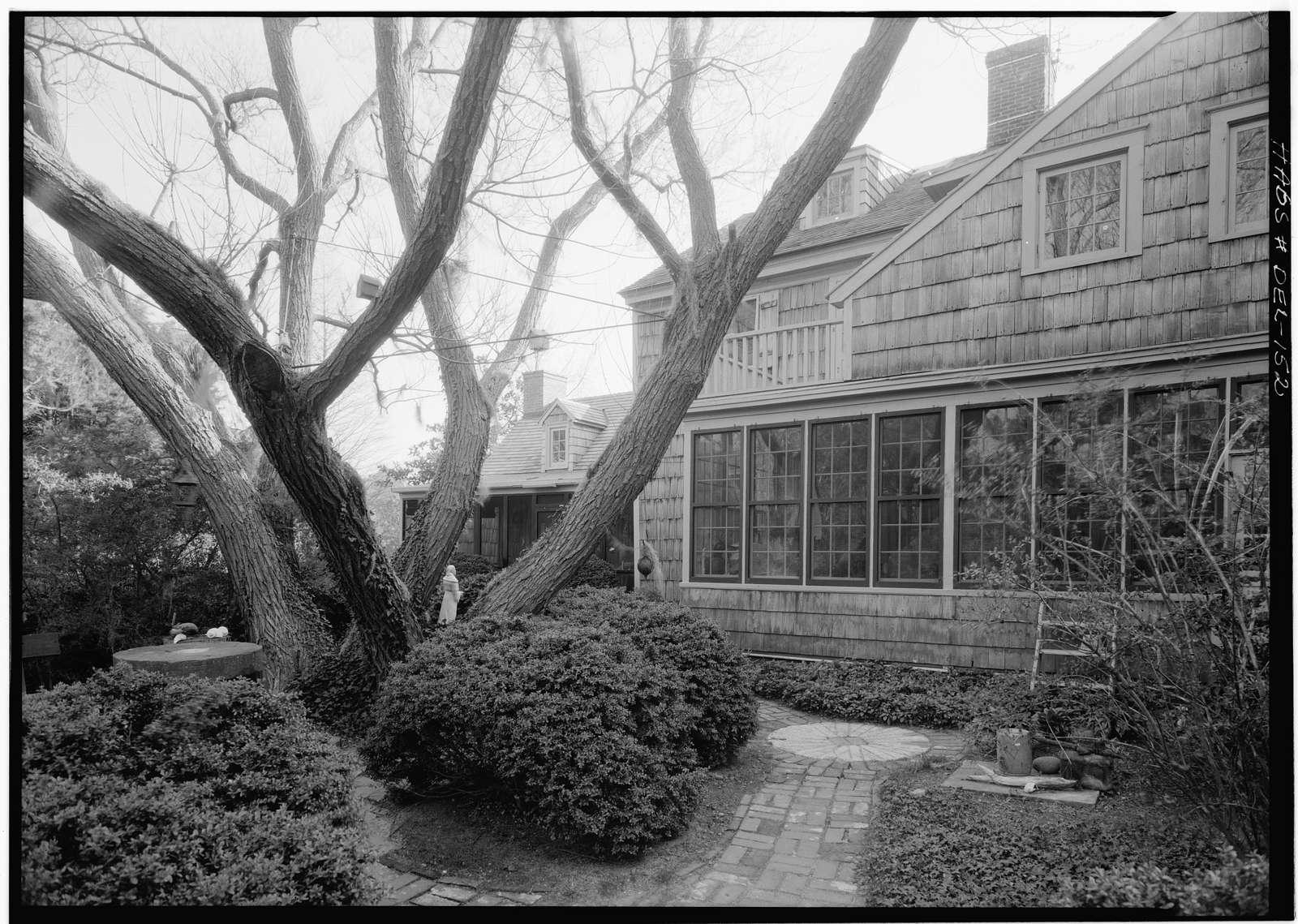Peter Marsh House, 10 Dodd's Lane, Rehoboth Beach, Sussex County, DE