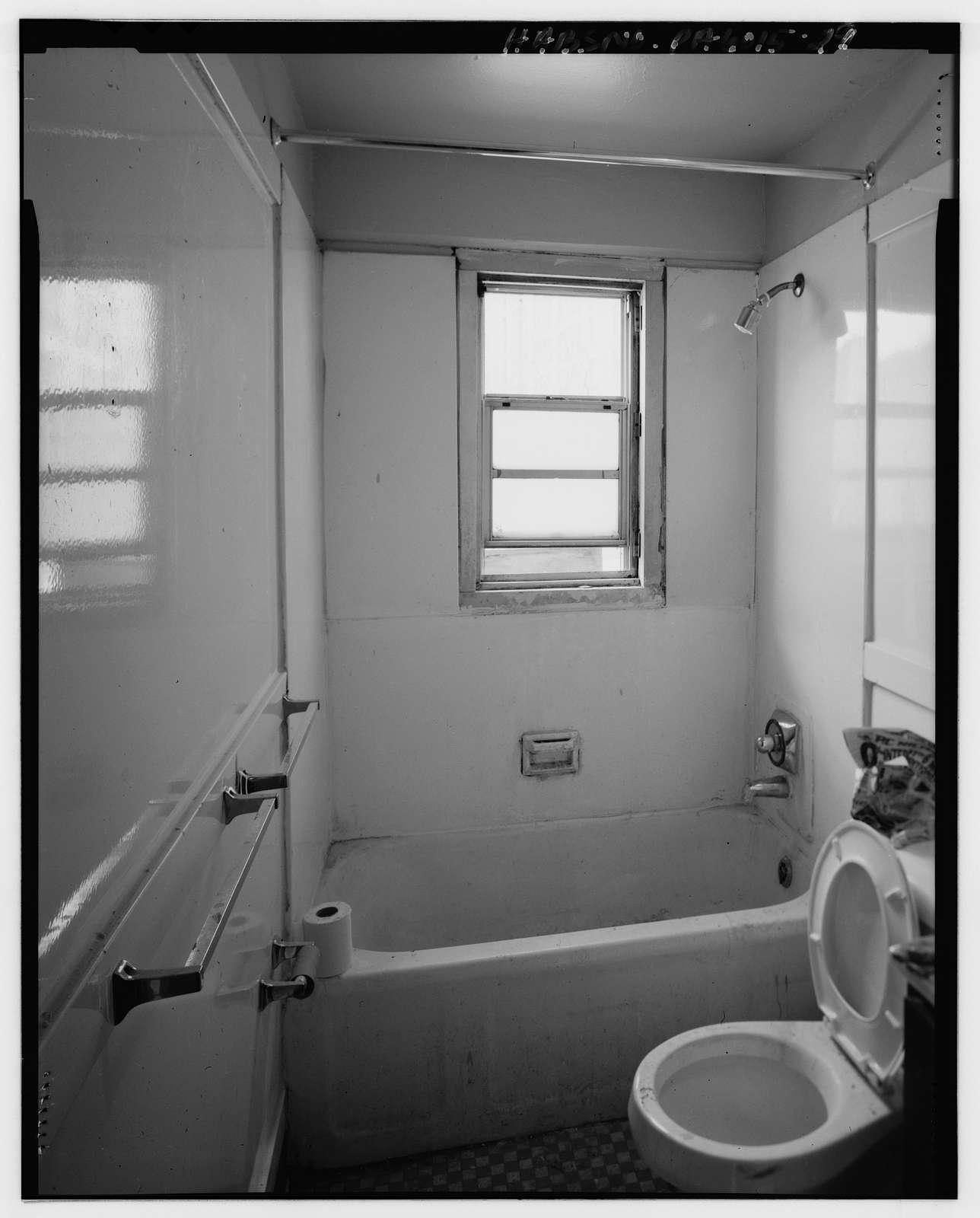 Richard Allen Homes, Bounded by Poplar & Ninth Streets, Fairmount Avenue & Twelfth Street, Philadelphia, Philadelphia County, PA