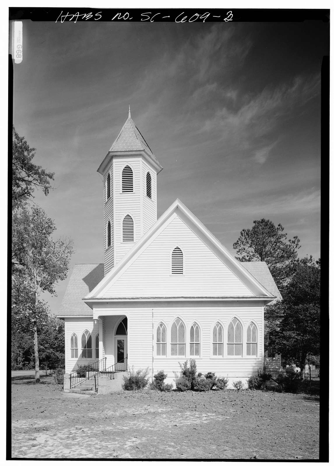 Target United Methodist Church, Holly Hill, Orangeburg County, SC