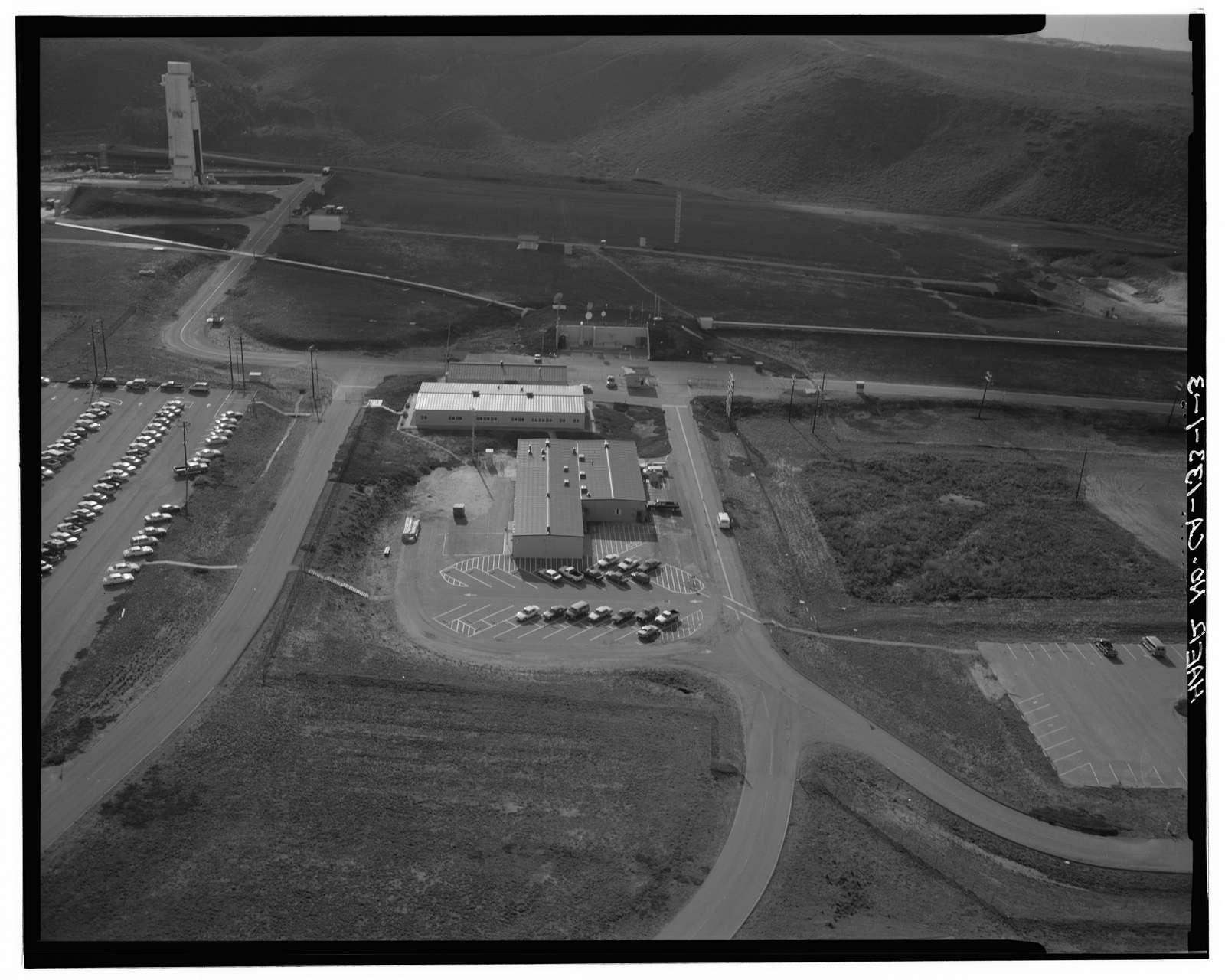 Vandenberg Air Force Base, Space Launch Complex 3, Napa & Alden Roads, Lompoc, Santa Barbara County, CA