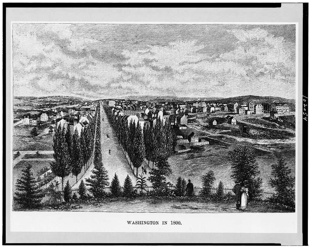 Washington in 1800