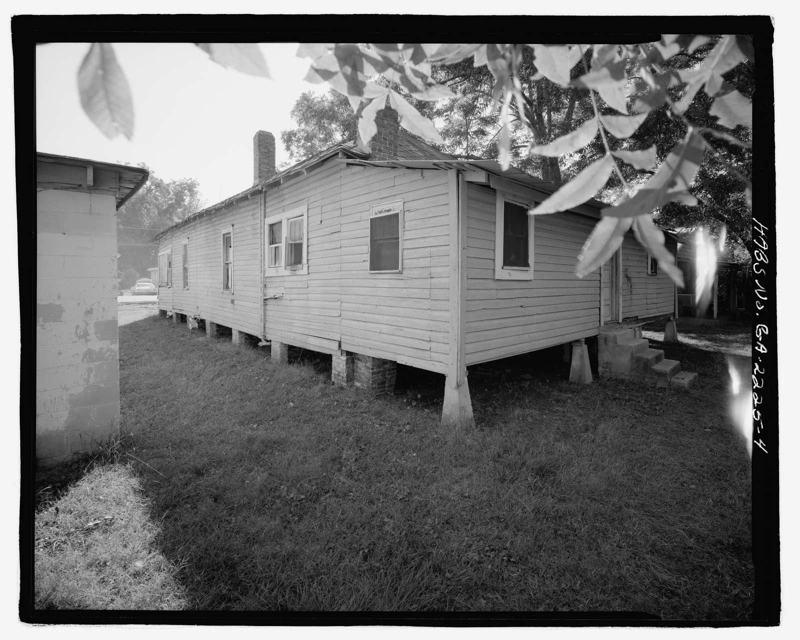 912 Oak Street (House), Waycross, Ware County, GA