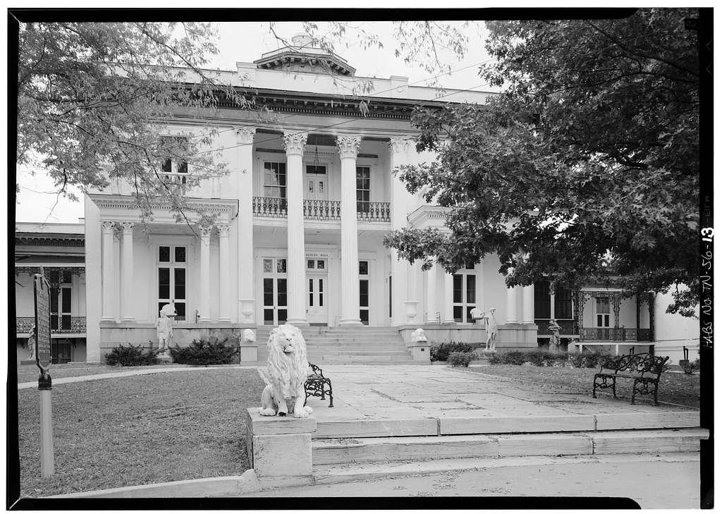 Belmont, Belmont Boulevard & Wedgewood, Nashville, Davidson County, TN