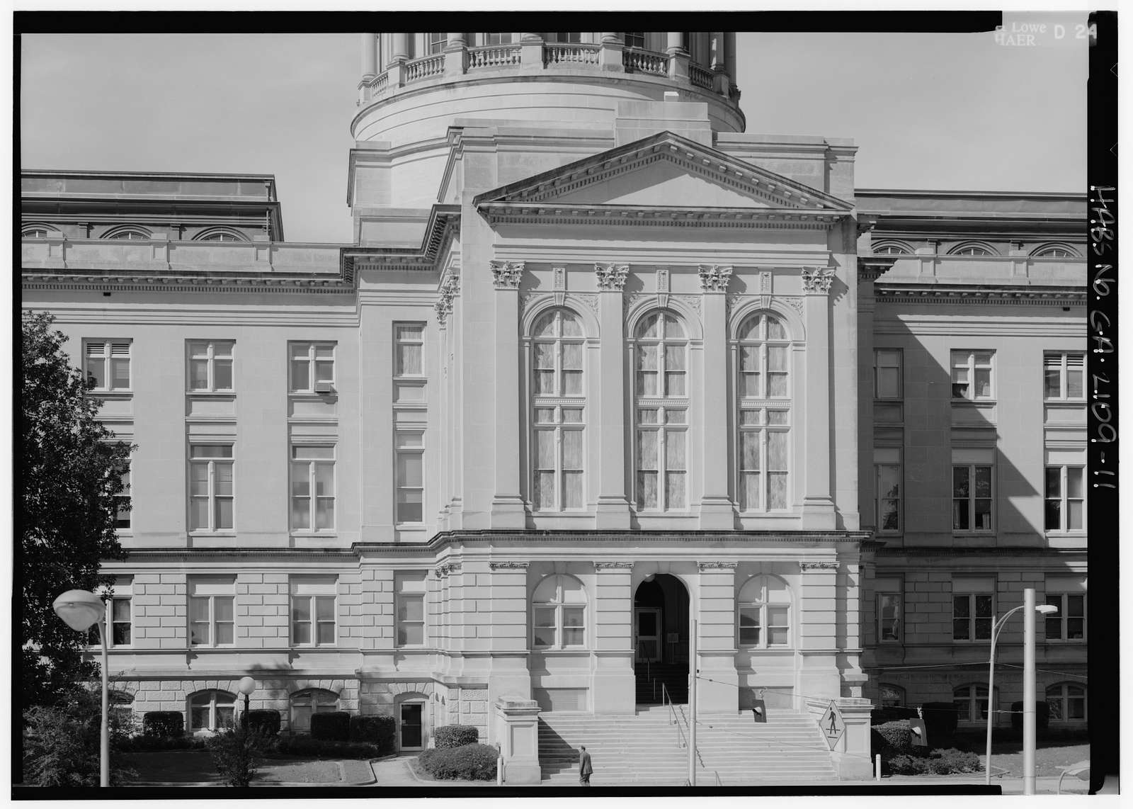 Georgia State Capitol, Capitol Square, Atlanta, Fulton County, GA
