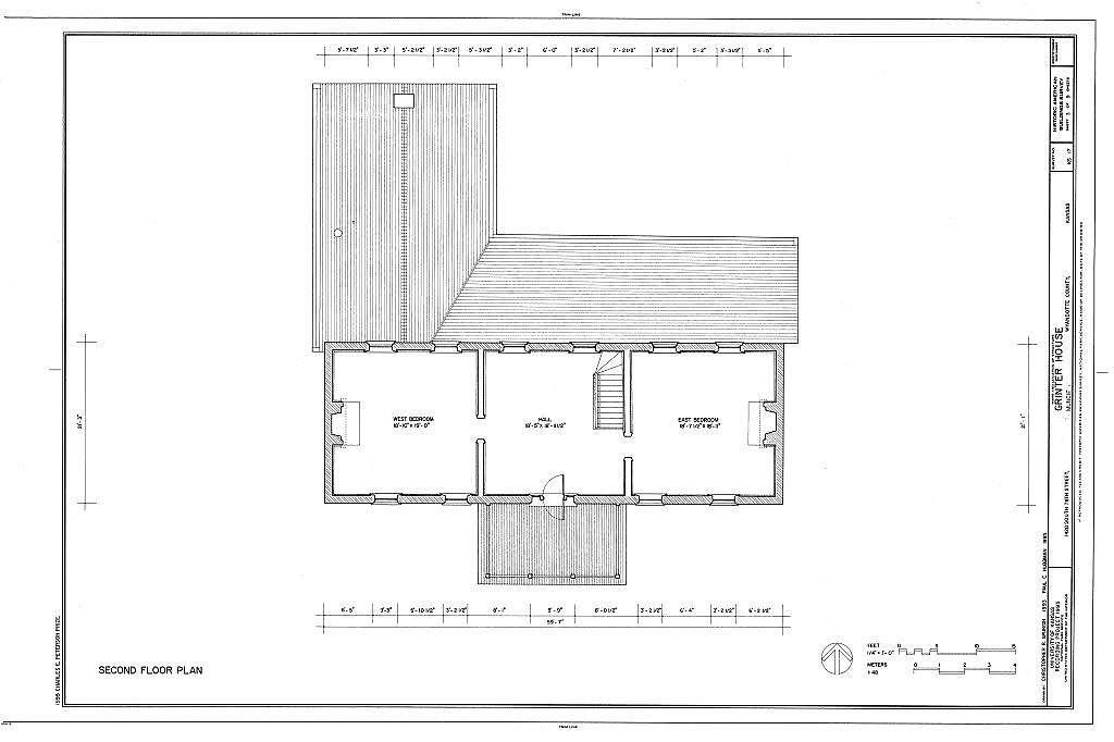 Moses Grinter House, 1420 South Seventy-eighth Street, Muncie, Wyandotte County, KS