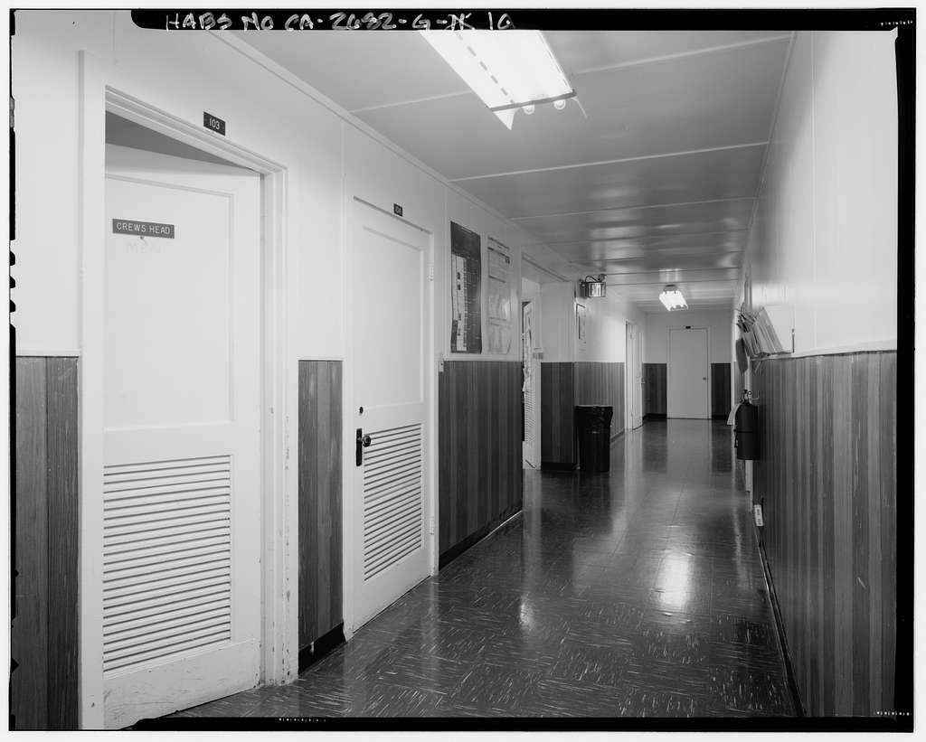 Naval Supply Annex Stockton, ASA Office, Fyffe Avenue between James & Boone Drives, Stockton, San Joaquin County, CA