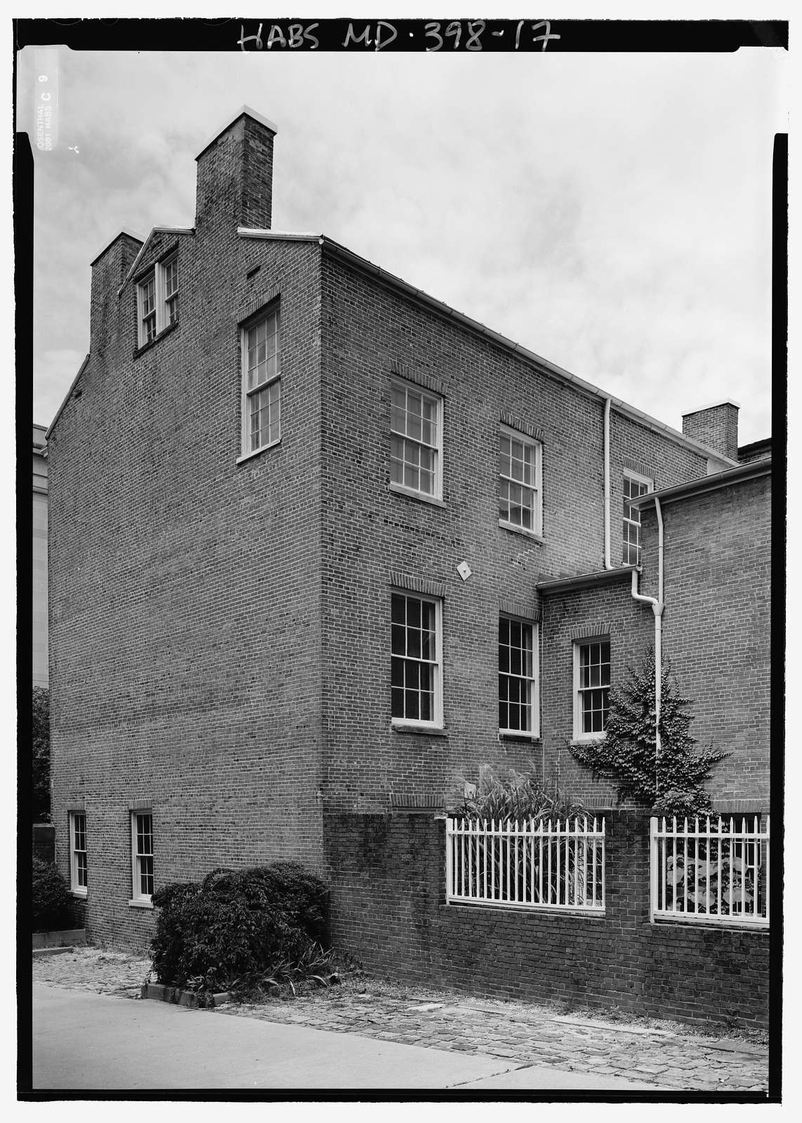 Rembrandt Peale Museum, 225 North Holliday Street, Baltimore, Independent City, MD