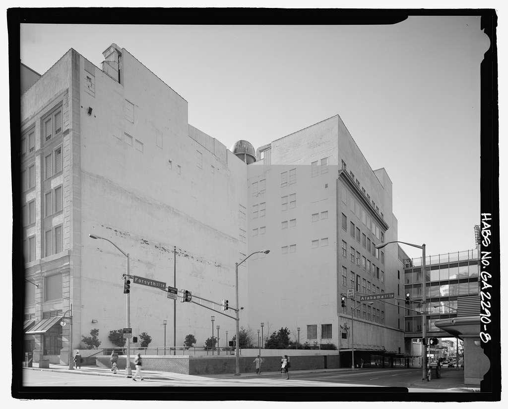 Rich's Downtown Department Store, 45 Broad Street, Atlanta, Fulton County, GA