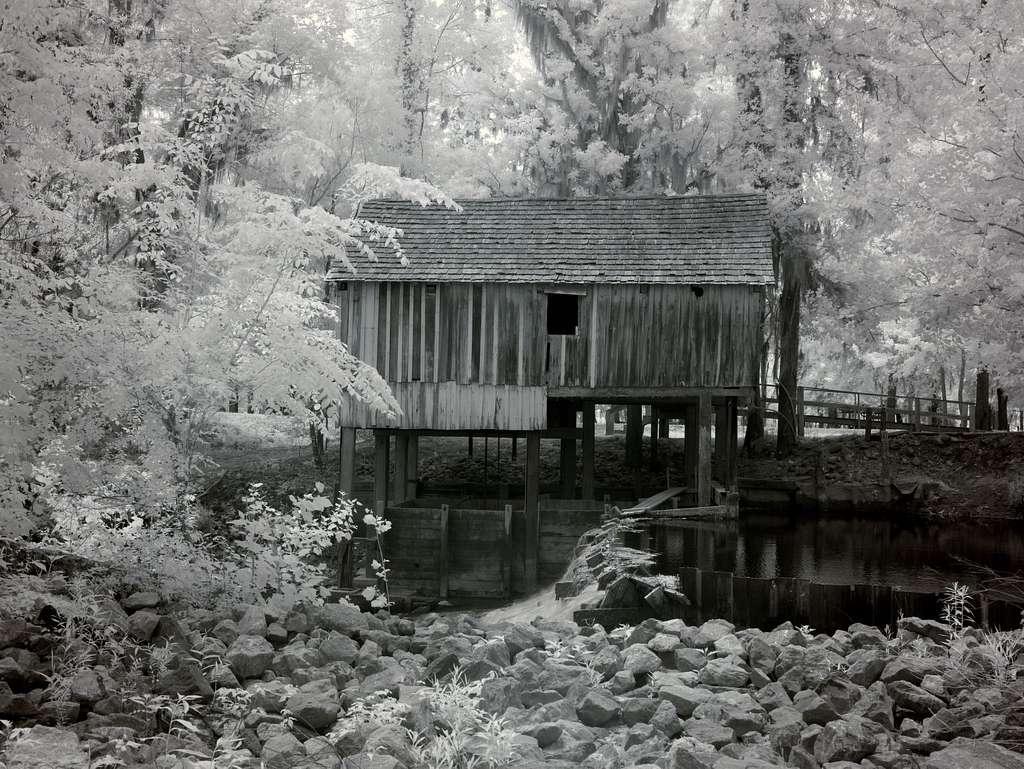 Rikard's Mill, near Beatrice, Alabama