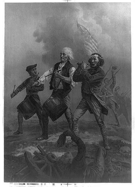 Yankee doodle 1776 / A.M. Willard.