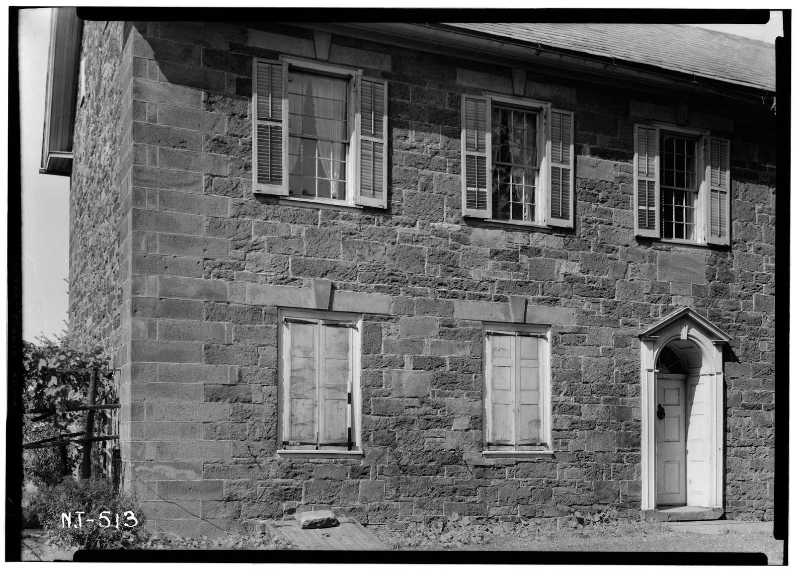 Amwell Academy, Ringoes, Hunterdon County, NJ