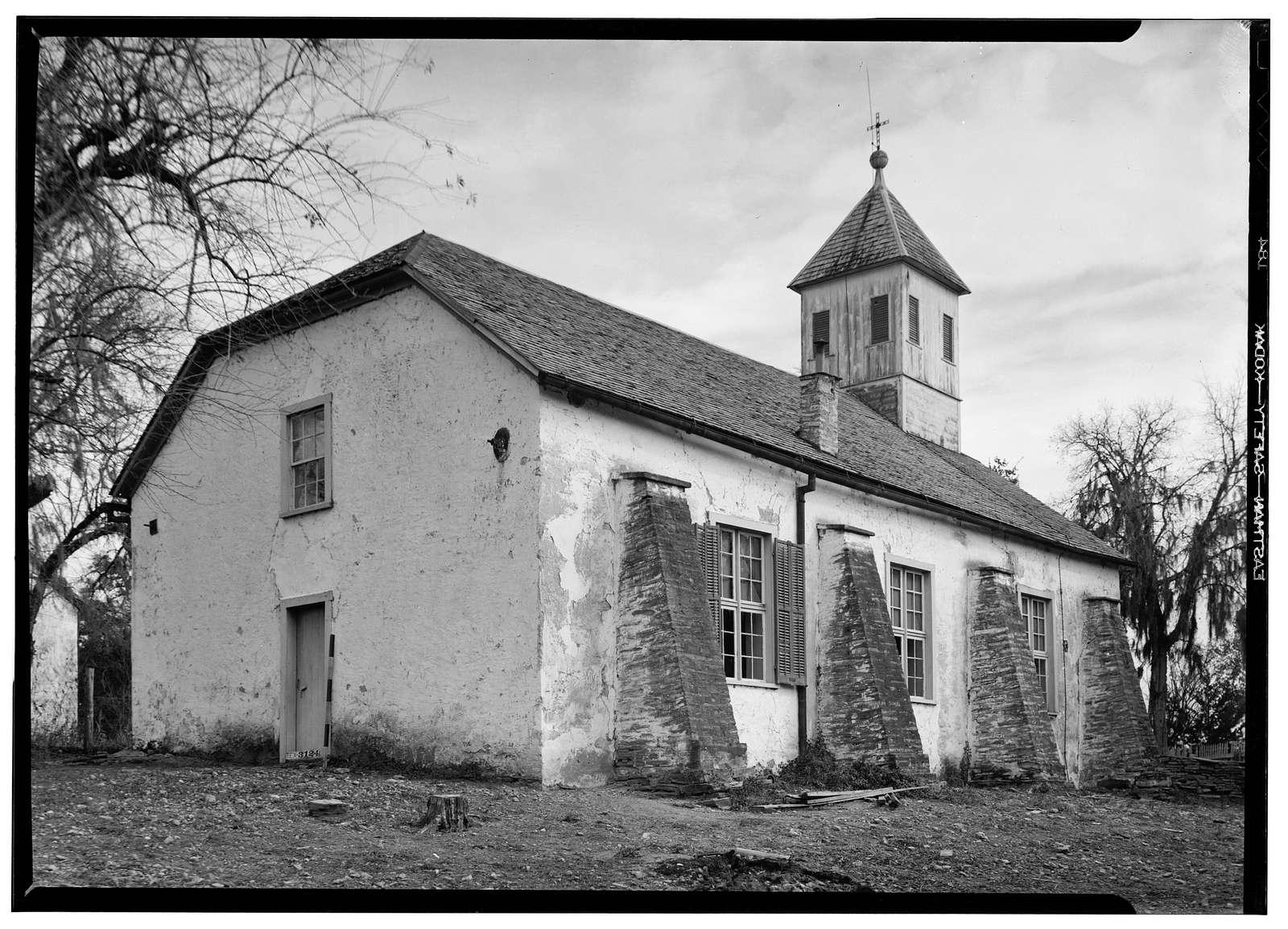 Bethlehem Lutheran Church, White Street, Round Top, Fayette County, TX