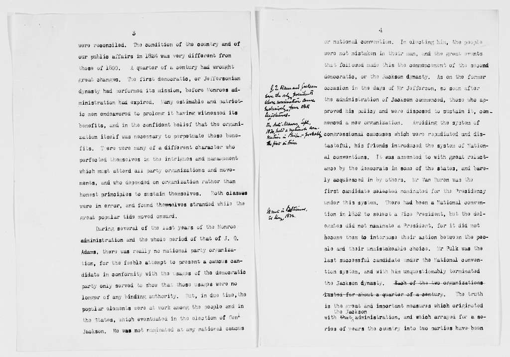 Gideon Welles Papers: Henry B. Learned Papers, 1899-1911; Research papers; Transcripts of Welles documents; Articles and other writings; 1828-1855