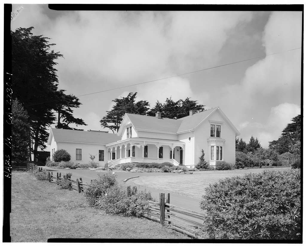 Joshua Grindle House, 44800 Little Lake Road, Mendocino, Mendocino County, CA